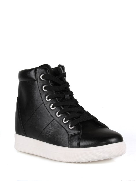 Cabo-01 Wedge Sneakers - orangeshine.com