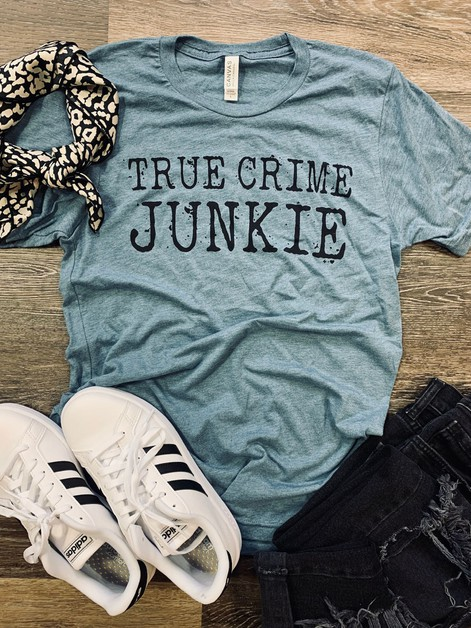 True Crime Junkee - orangeshine.com