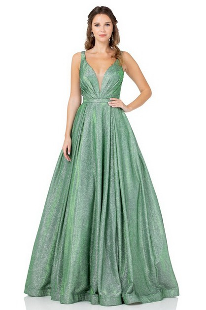 Sleeveless Evening Dresses - orangeshine.com