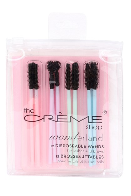12-pc Disposable Mascara Wands set - orangeshine.com