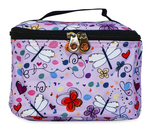 Dragonfly Cosmetic Makeup Bag - orangeshine.com