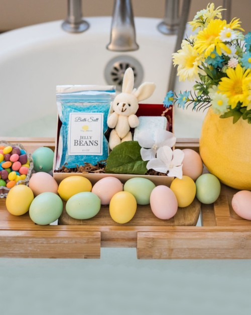 Easter Bunny Boxes - orangeshine.com