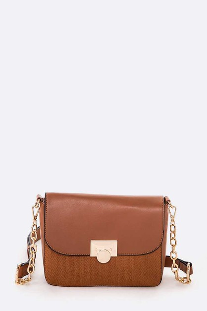 Crossbody Convertible Swing Bag - orangeshine.com