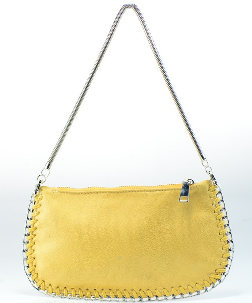 Chain Accent Crossbody Bag  - orangeshine.com