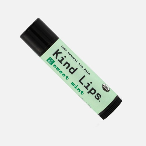 Sweet Mint Lip Balm 10 Pack - orangeshine.com