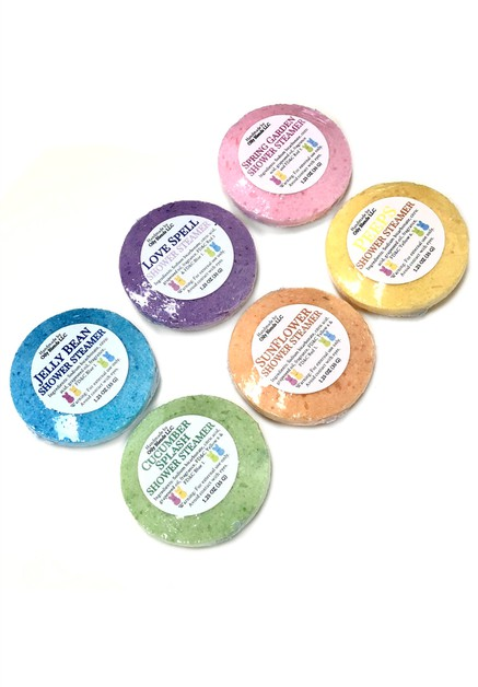 Easter Shower Steamers - orangeshine.com