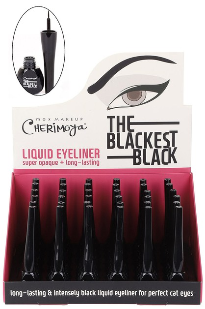 24-pc Black Eyeliner Set - orangeshine.com