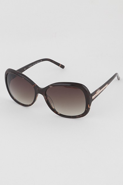 Rectangle Butterfly Sunglasses - orangeshine.com