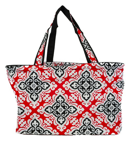 Cross Beach Tote Bag 18 inches - orangeshine.com