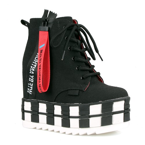 WTF Anthony Wang Minson Sneakers - orangeshine.com