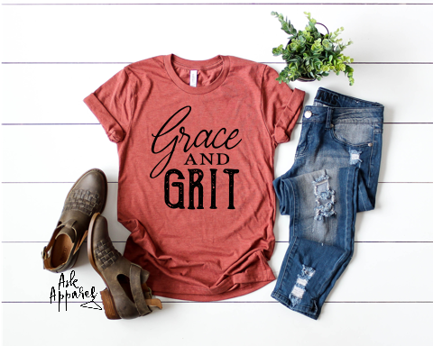 Grace and Grit - orangeshine.com