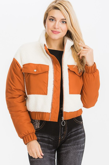 Women jacket - orangeshine.com