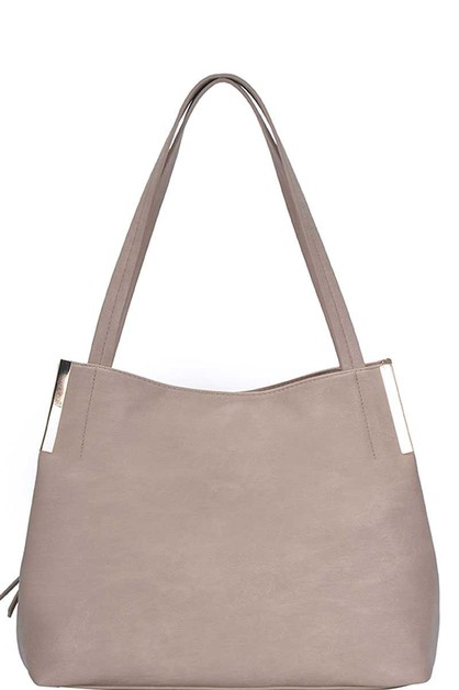 MODERN SHOULDER HOBO BAG - orangeshine.com