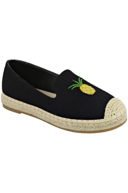 Espadrille SLIP ON - orangeshine.com