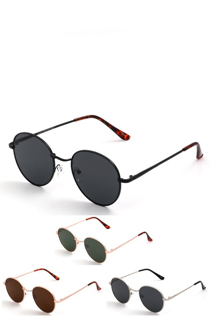 Teardrop Shield Fashion Sunglasses - orangeshine.com