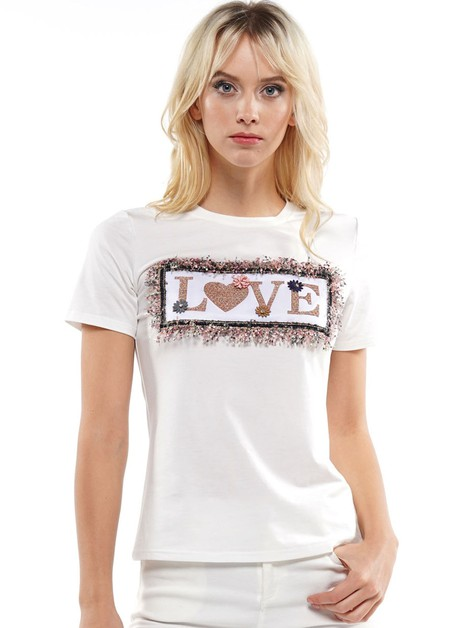 LOVE DIGITAL PRINTING T-SHIRT - orangeshine.com