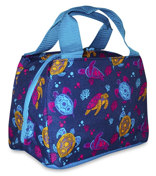 Sea Turtle Insulated Lunch Bag - orangeshine.com