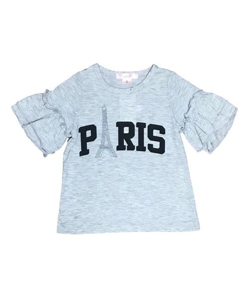 unik Girls Paris Top - orangeshine.com