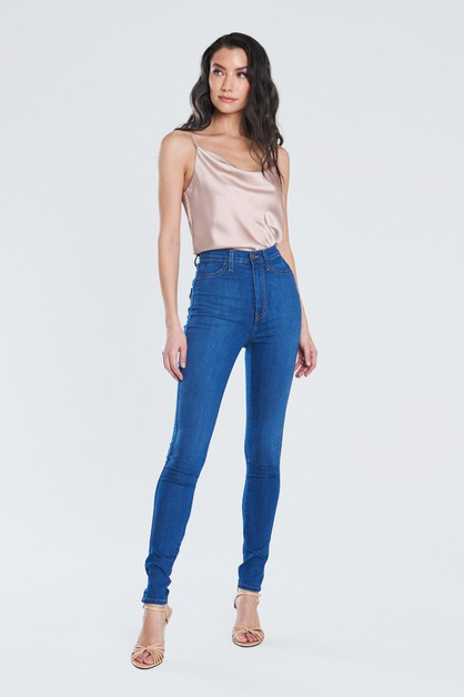 High Waisted Skinny - orangeshine.com