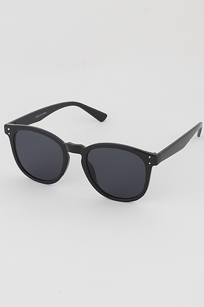 Solid Sky High Sunglasses - orangeshine.com