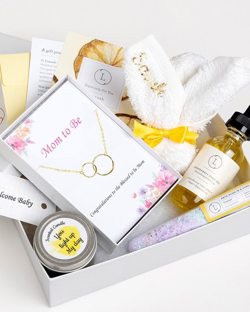 MOM TO BE GIFT SET - orangeshine.com