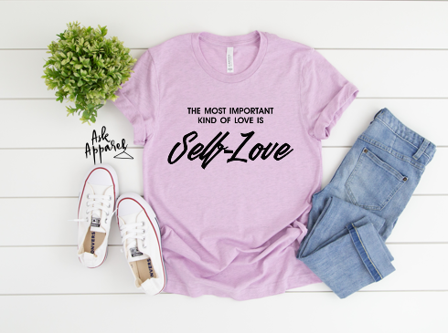 Self Love  - orangeshine.com
