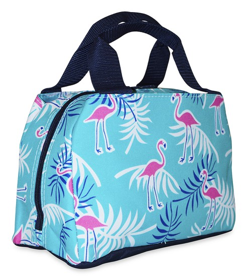 Flamingo Insulated Lunch Bag - orangeshine.com