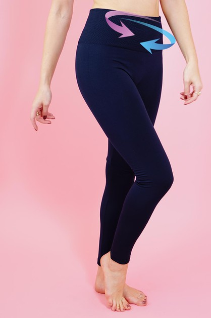 Tummy Control Leggings - orangeshine.com