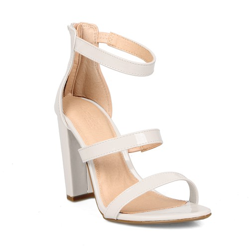 Shoelala Women Becca-06 Block Heel - orangeshine.com