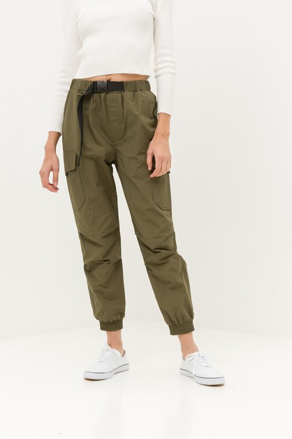 Wind Cargo Pants - orangeshine.com