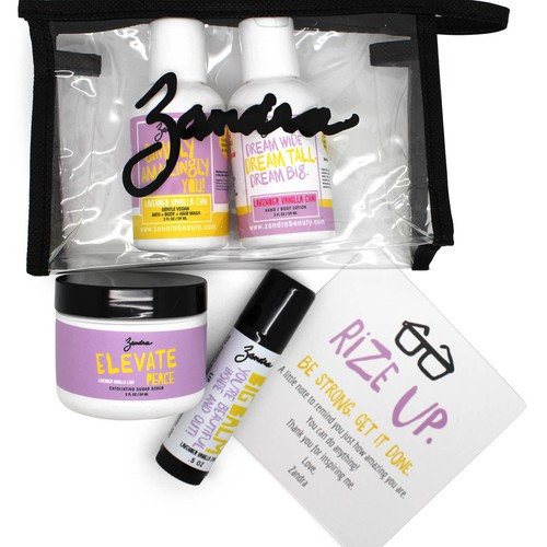 Go Girl Travel Kit - orangeshine.com