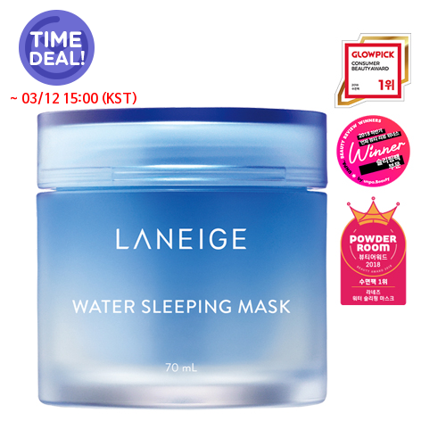 Laneige Water Sleeping Mask 70m - orangeshine.com
