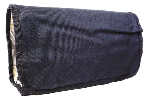 Black Hanging Toiletry Bag Travel  - orangeshine.com