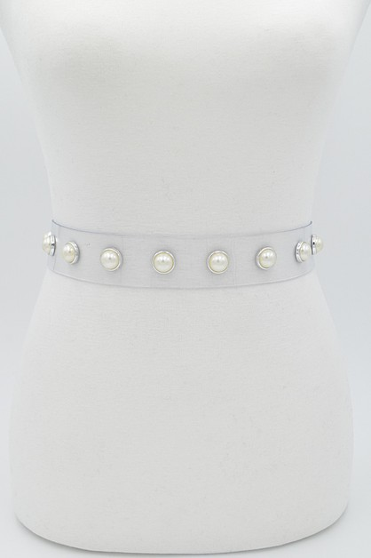 Multi Beads Belt - orangeshine.com
