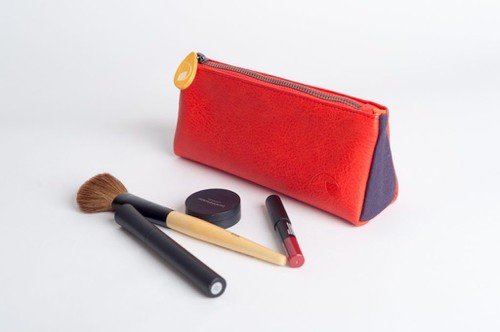 Vegan Makeup Bag - orangeshine.com