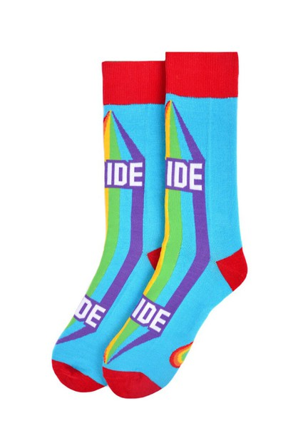 Mens PRIDE Novelty Socks - orangeshine.com