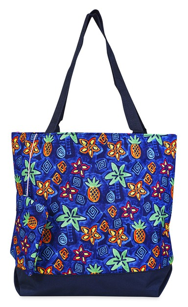 Pineapple Tote Bag 17 inch - orangeshine.com