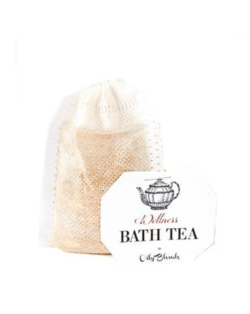 Wellness Bath Tea Single Pack - orangeshine.com