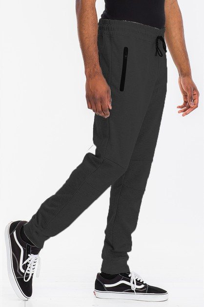MENS BASIC COTTON BLEND SWEAT PANT - orangeshine.com