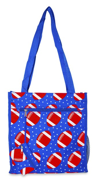 Football Tote Bag 12 inch - orangeshine.com