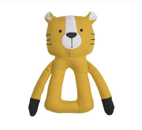 Tiger Tyson Rattle - orangeshine.com