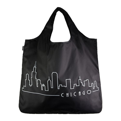 YaYbag ORIGINAL-Chicago Outline - orangeshine.com