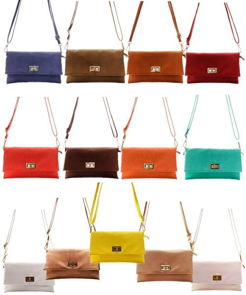 7 Pcs Solene Women Small Crossbody b - orangeshine.com