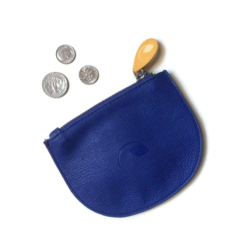 Vegan Leather Coin Pouch - orangeshine.com