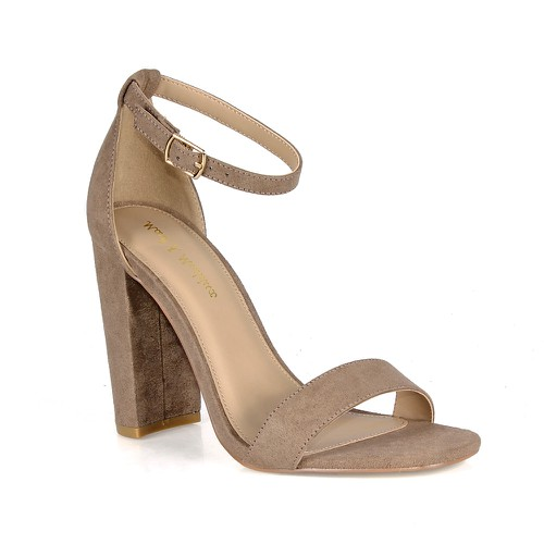 Mark Maddux Women Zayn-01 Heel - orangeshine.com