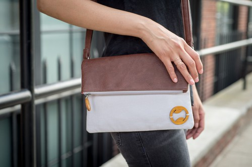Foldover Crossbody Bag - orangeshine.com