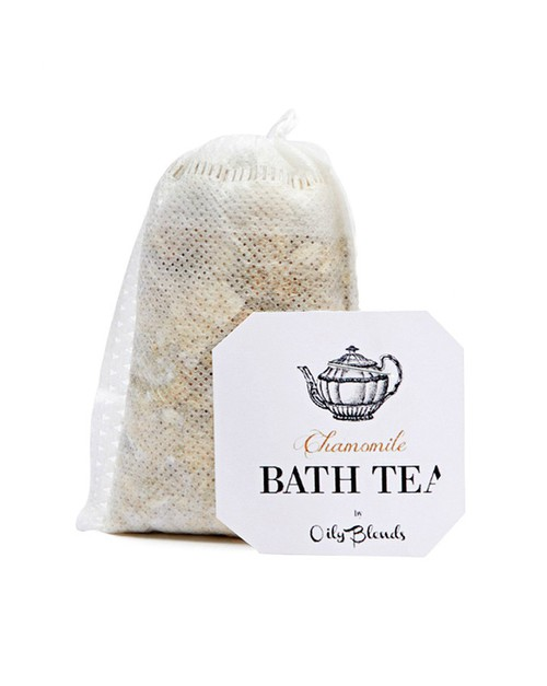 Chamomile Bath Tea Single Pack - orangeshine.com