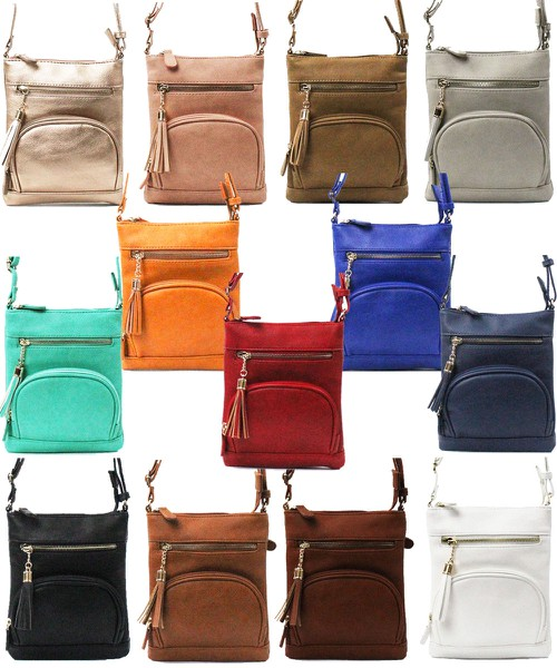 7 Pcs Elegant Fashion Cross Body Bag - orangeshine.com