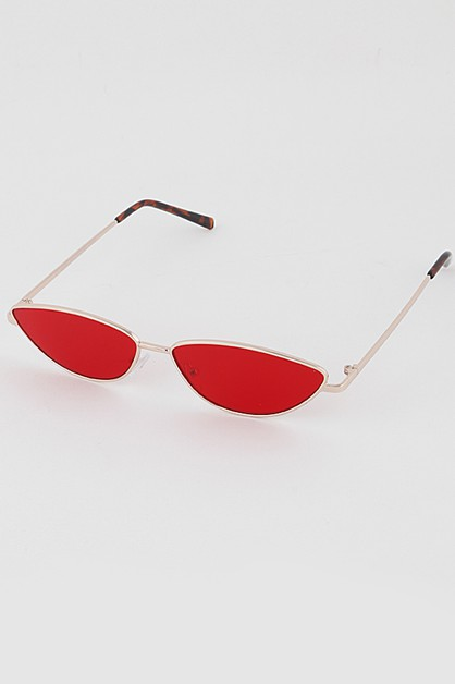 Retro Cat Eye Sunglasses - orangeshine.com