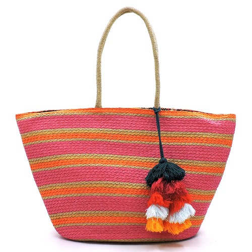 Beach Tote Shopper - orangeshine.com